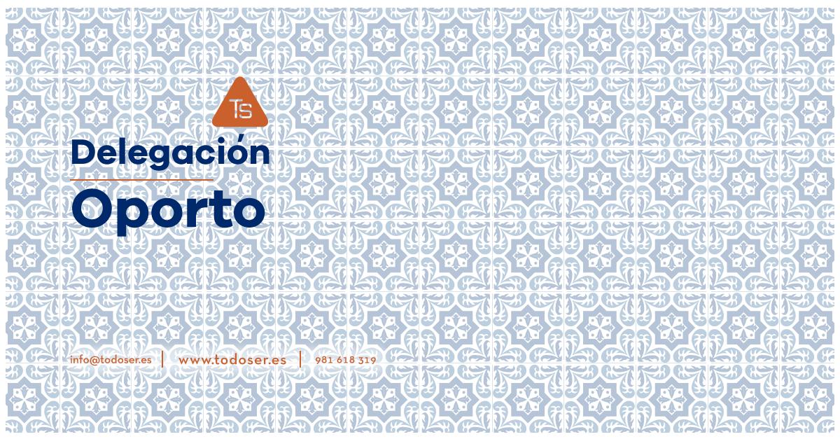 Nueva delegación: Oporto